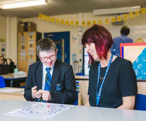 special educational needs at bebington academy