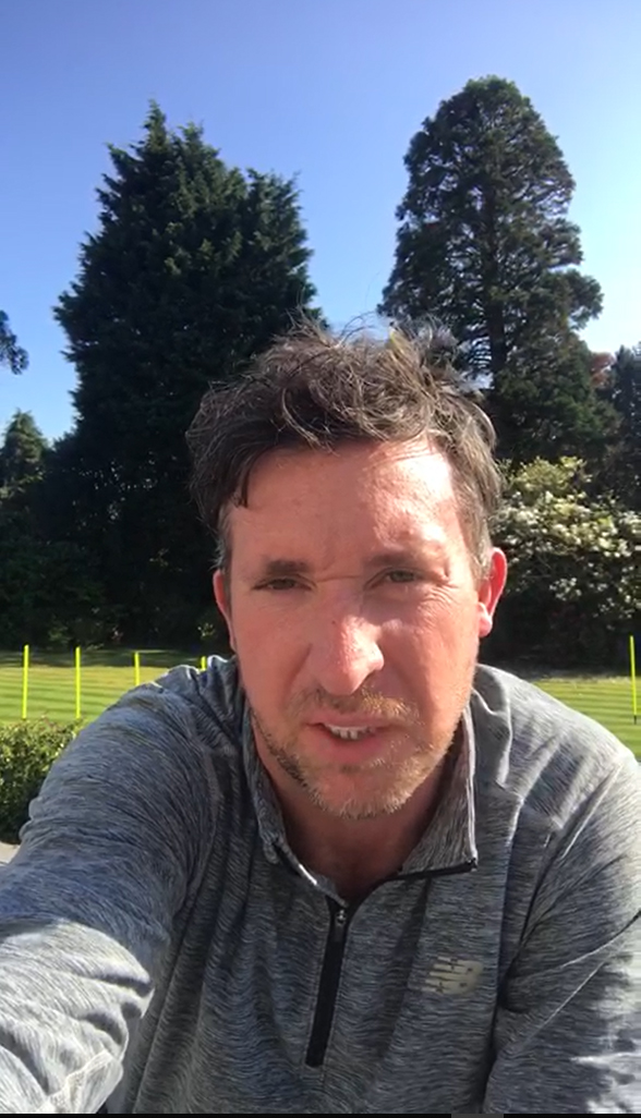 Message from Robbie Fowler