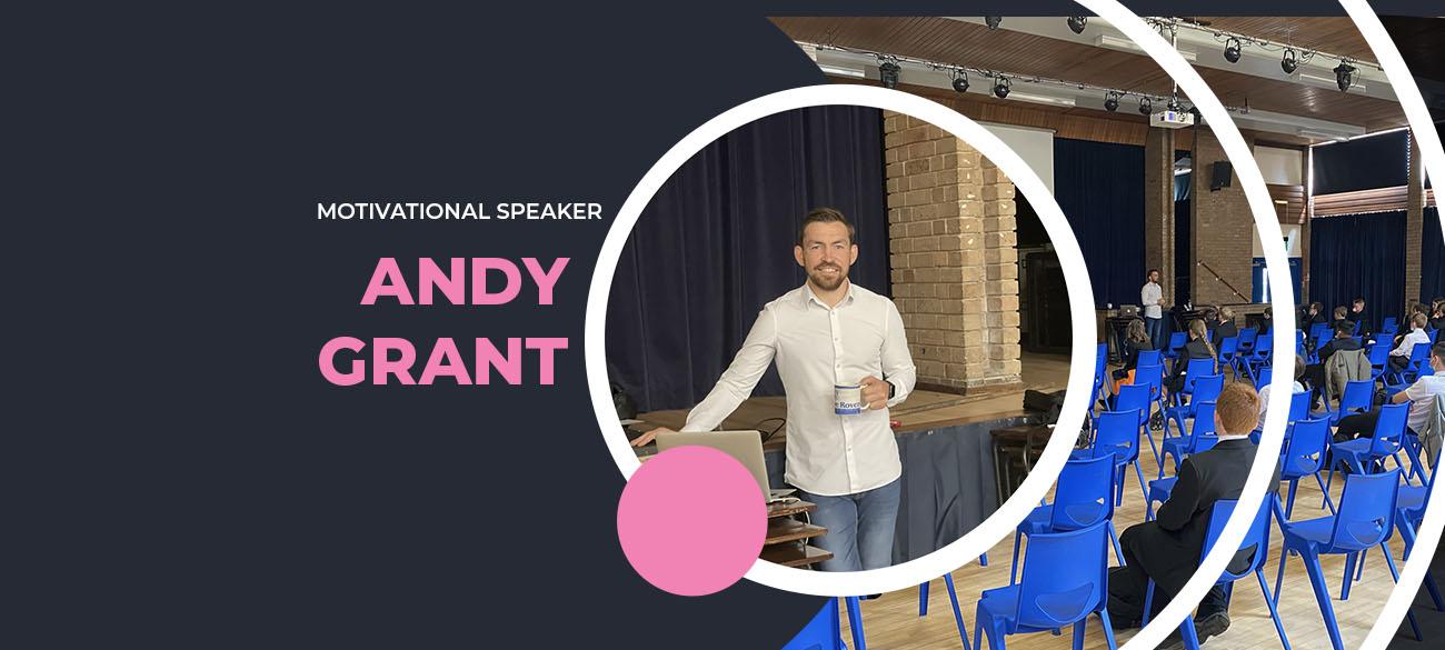 Andy Grant Visit